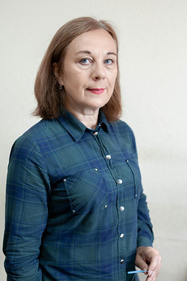 Елена Александровна<br>Абрамова